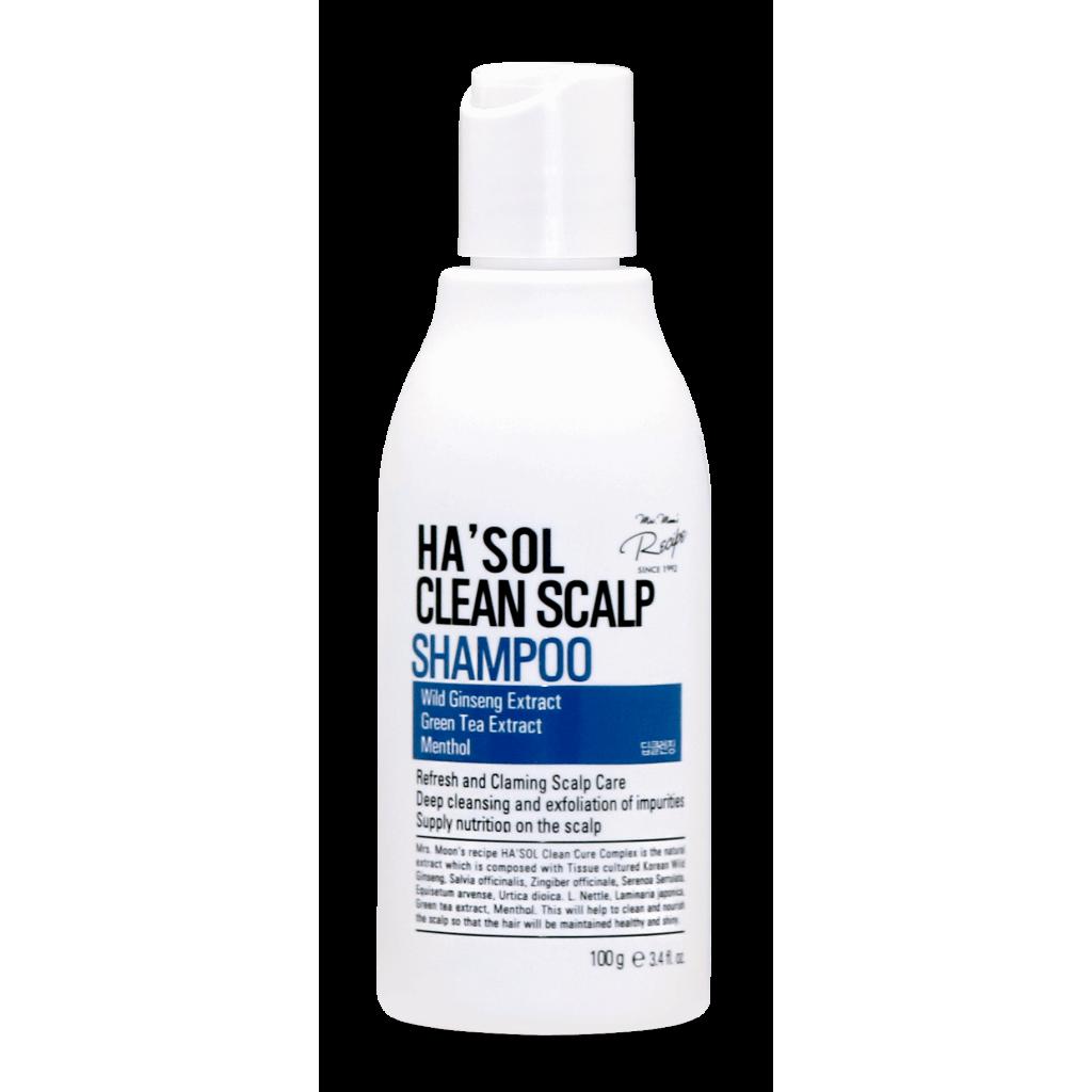 Шампунь для глубокой очистки HASOL Clean Shampoo, 100 мл