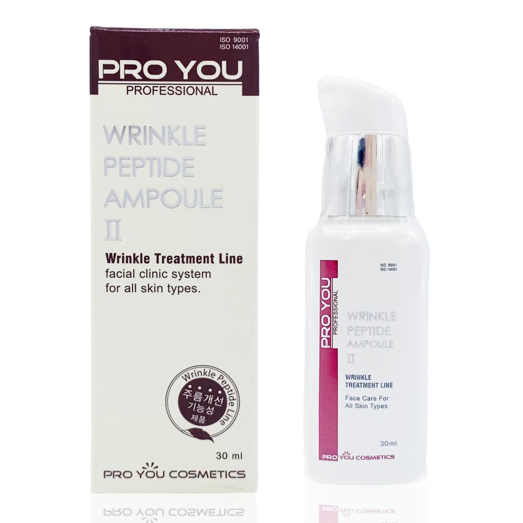 Концентрат с пептидами против морщин Pro You Wrinkle Peptide Ampule