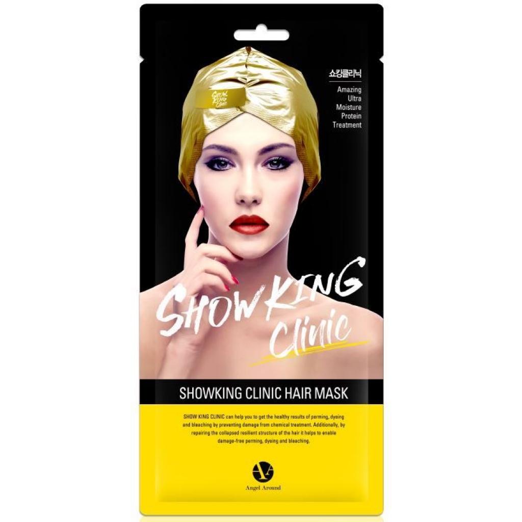 Маска интенсивно питающая, увлажняющая для восстановления волос Showking Clinic Hair Mask