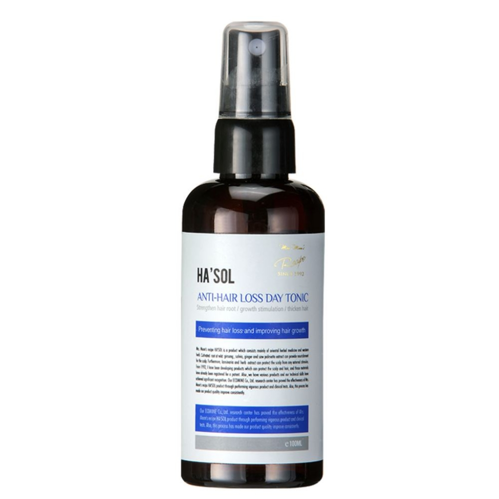Тоник лечебный от выпадения волос HA'SOL Anti Hair Loss Tonic