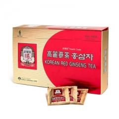 Органический чай в гранулах KGC с красным женьшенем и экстрактом Ююбы