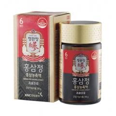 Органический экстракт красного корейского женьшеня KGC для общего оздоровления организма