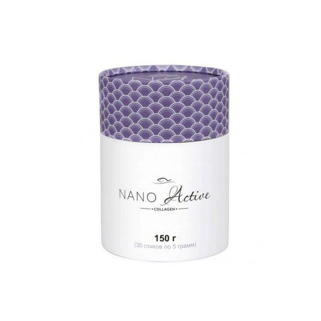 Морской питьевой коллаген Nano Active Collagen  в стиках, 30 шт * 5 г