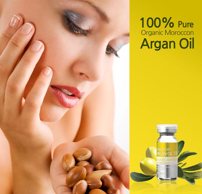 {focus_keyword} Аргановое масло для лица косметологической очистки (Ramosu Argan Oil 100), 10 мл Argan oil ample 03 Kor