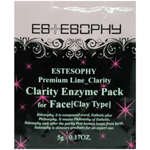 {focus_keyword} Маска для лица с Энзимом Estesophy Premium Line Clarity Enzyme Pack for Face Estesophy Clarity Enzyme Pack For Facial