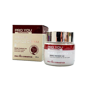 {focus_keyword} Крем с пептидами против морщин Pro You Wrinkle Peptide Cream, 60 г pro you wrinkle peptide cream