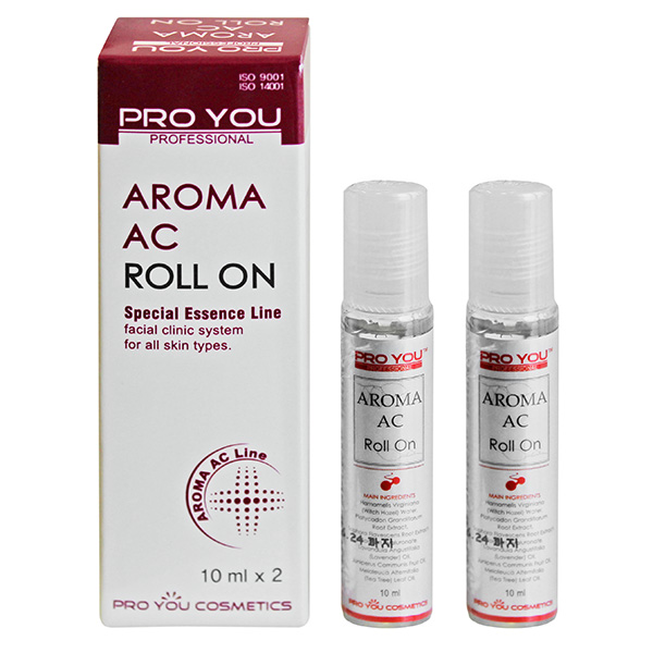 pro-you-aroma-ac-roll-on-akne {focus_keyword} Анти-акне роллер для точечного нанесения Pro You Aroma AC Roll On, 12 мл pro you aroma ac roll on akne