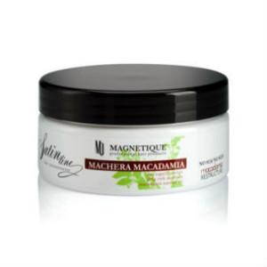 {focus_keyword} Maска восстанавливающая Magnetique Satin Macadamia с маслом, 300 мл MQ mask machera macadamia satin 370 370