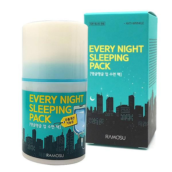 {focus_keyword} Маска ночная несмываемая Ramosu Every Night Sleeping Pack, 50 мл Ramosu Every Night Sleeping Pack
