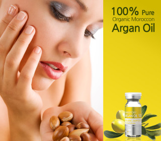 100% органическое масло Аграны