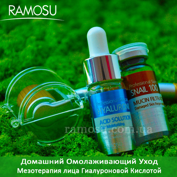 Ramosu {focus_keyword} Домашний омолаживающий уход (Безинъекционная Мезотерапия в домашних условиях) Ramosu