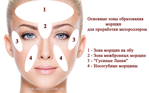face zone for mezoroller {focus_keyword} Cыворотка Pro You Wrinkle BTX Ampoule с эффектом ботулотоксина 8 мл + мезороллер 0.5мм face