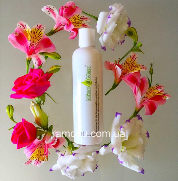 minomax-shampoo шампунь для роста волос Minomax, шампунь от выпадения волос, эффективный шампунь для роста волос Шампунь для роста волос ТМ MinoMax Германия, 250 мл minomax shampoo