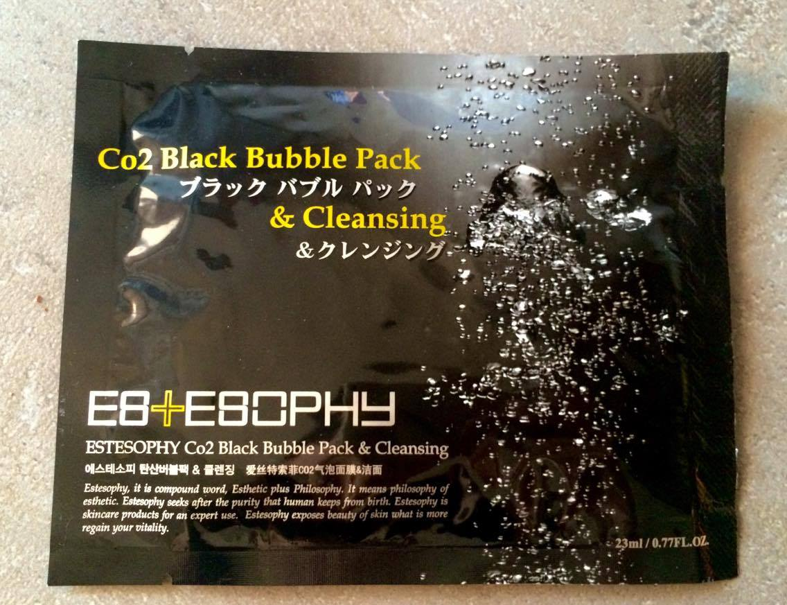 Carboxyterapiya-maska-co2-ukraine {focus_keyword} Маска для лица Estesophy CO2 Black Bubble Pack. Неинвазивная Карбокситерапия. Carboxyterapiya maska co2 ukraine