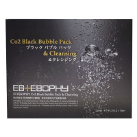 Estesophy-Co2 Black Bubble Pack & Cleansing