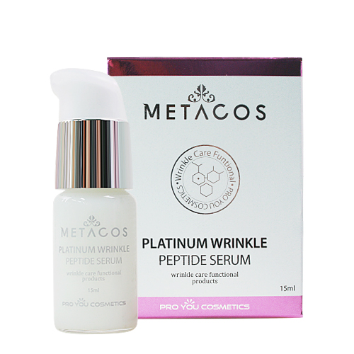 syivorotka s peptidami Metacos Platinum Wrinkle Peptide Serum