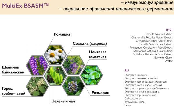 EX BSAM {focus_keyword} Регенерирующая сыворотка Pro You M Phyto SC Wrinkle Peptide Ampoule с фитопептидами, 8 мл EX BSAM