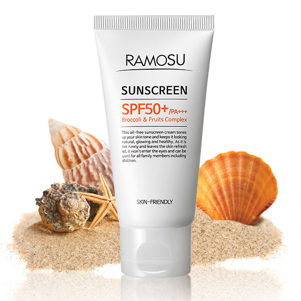 Sun Block Cream Ramosu