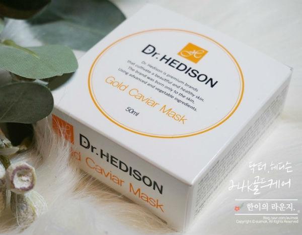 dr-hedison-gold-caviar-mask {focus_keyword} Крем-маска для лица Dr.Hedison Gold Caviar Mask с коллоидным золотом, 50 мл dr hedison gold caviar mask